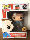 Funko Pop! Television the Big Bang Theory Sheldon Cooper #73 2013 SDCC Exclusive