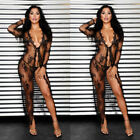 New Sexy Women Lace Crochet Bathing Suit Bikini Swimwear Cover Up Beach Dress