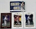 2008 TOPPS STERLING 4 CARDS (JERSEY BAT 10, 3 PARALLELS) AND BOX MEL OTT HOF!!!