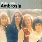 AMBROSIA - Essentials - CD - Original Recording Remastered Best Of