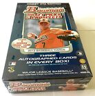 2012 Bowman Draft Sealed Jumbo Hobby Box: 3 Autos (Corey Seager, Joey Gallo RC?)