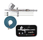 Master Airbrush Kit G233 Air Brush Gun Set with Hose for Cake Makeup Art Paint