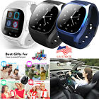 Bluetooth Watch Smart Wristwatch Touch Screen With Anti-Lost For Men Women Boy