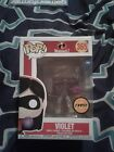Funko Pop! Incredibles 2 Violet Clear Chase #365