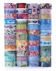 48 Rolls Washi Tape Set Decorative Tape Japanese style design Great Glitter