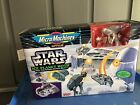 1994 Micro Machines Star Wars Planet Hoth playset - Sealed New In Box Galoob