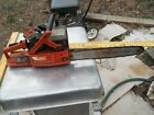 used Sachs dolmar  chainsaw for parts, engine not seized