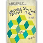 61609 New Matchbox 20 and Counting Crows Cover Wall Print Poster Plakat