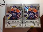 2 BOXES LOT. 2013 14 PANINI PRIZM NHL BOX FACT SEALD NATHAN RC ?