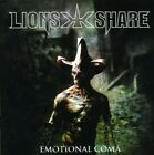 Lions Share - Emotional Coma (CD Used Like New)