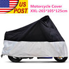 XXL Motorcycle Waterproof Cover For Suzuki Boulevard M109R C109R C50 C90 S40 S50