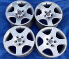 """4x Original Audi A4 X-Ray 16"""" Alloy Wheel  PCD5x112mm 7Jx16H2 ET45 Without Tyres"""