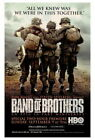 65836 Band of Brothers Movie Eion Bailey, Jamie Bamber Wall Print Poster Plakat