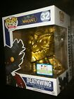 Funko Pop Games World Of Warcraft Deathwing Playhouse Thailand Exclusive GOLD