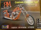 Revell Custom Chopper Set 1:12 Plastic Kit Skill 5 #7324 Ships Free US