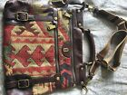 Fossil Emilia Tapestry Crossbody Bag BNWOT