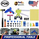 Us Paintless Repair Dent Puller Lifter Pdr Tools Hammer Glue Kits Hail Removal
