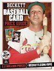 BECKETT BASEBALL CARD PRICE GUIDE 2013 *Excellent Condition*