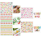 Fruit Nail Art Transfer Sticker Nail Decal Accessories Manicure Nail Sticker PT