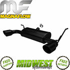 Magnaflow 2.5 Axle Back Dual Split Exhaust System For 2018 Jeep Wrangler JL 3.6L