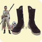 Star Wars: The Force Awakens Rey Simplified Cosplay shoes costom
