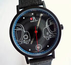 VW Volkswagen Type 1 Classic Retro Car Beetle Kafer Buggy Bug R Design Watch