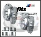 4x BMW 3 Series 15mm Thick Hub Centric Wheel Spacers W Bolts 328i 330i 335i M3