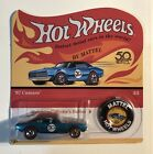 Lot of 2 67 camaro hot wheels Retros Diecast US carded and International carded