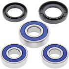 Honda SLR650 Euro 1997-1998 Rear Wheel Bearings And Seals