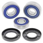 Honda Rebel 450 CMX450 1986-1987 Rear Wheel Bearings And Seals