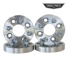 4 1 Inch 4x100 to 4x100 Wheel Spacers Adapters  12x15  25mm  T6 6061 601mm