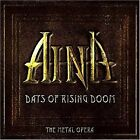 AINA - Days Of Rising Doom: Metal Opera - 3 CD - Import - BRAND NEW/STILL SEALED