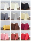 LinenTablecloth 90 x 132 in Polyester Rectangular Tablecloth Wedding Event