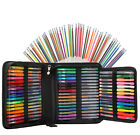 96 Color Artist Gel Pen Set 24 Glitter Gel Pens 12 Metallic 12 Neon