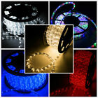 150 FT LED Rope Light 110V Party Home Christmas Outdoor Xmas Lighting Festival