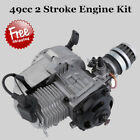 49cc 2 Stroke Engine Motor Pocket Pit Dirt Bike Mini Quad ATV Bicycle Scooter EX