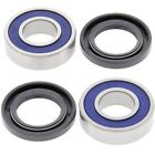 Honda NSR125R Euro 1993-2001 Front Wheel Bearings And Seals