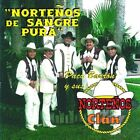 PACO Y SUS NORTENOS CLAN BARRON - Nortenos De Purasangre Pura - CD - NEW