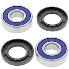 BMW R65LS 649 1981-1985 Front Wheel Bearings And Seals