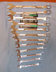 Thorsen 12 piece combination wrench set Metric, NEW USA Vintage