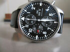 IWC Pilots Watch  IW377709 Comes with Stainless Bracelet