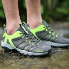 Mens Hollow out breathable Sneaker Mesh Sport Outdoor Hiking Shoes Sandals New