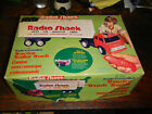 VINTAGE RADIO SHACK R/C TRACTOR TRAILER W/BOX AND INSTRUCTIONS 1970S 1980S