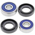 Suzuki RM60 2003 Rear Wheel Bearings And Seals