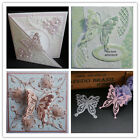Butterfly Metal Cutting Dies Stencil Scrapbooking DIY Album Decor Cards Making