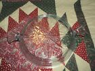 Fire King Philbe Sapphire Blue Double Handle Trivet Oven Ware Glass Very Nice!!