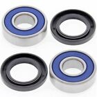 Suzuki DR250S 1990-1995 Front Wheel Bearings And Seals