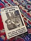 1942 1st Edition READINESS AT DAWN Blake Victor Gollancz Signed Col Byron Lytle