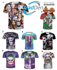 New 3D T-Shirt Men Women Suicide Squad All Sizes XL Jared Leto Funny Joker Movie
