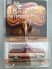 2018 Hot Wheels 18th Nationals Convention 2 83 Chevy Silverado LOW NUMBER